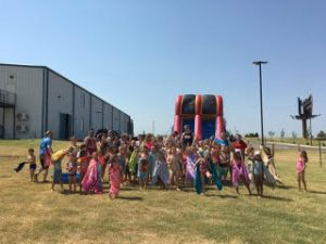 Bounce Academy Summer Camp